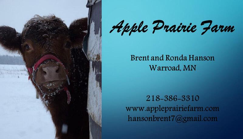 Apple Prairie Farm