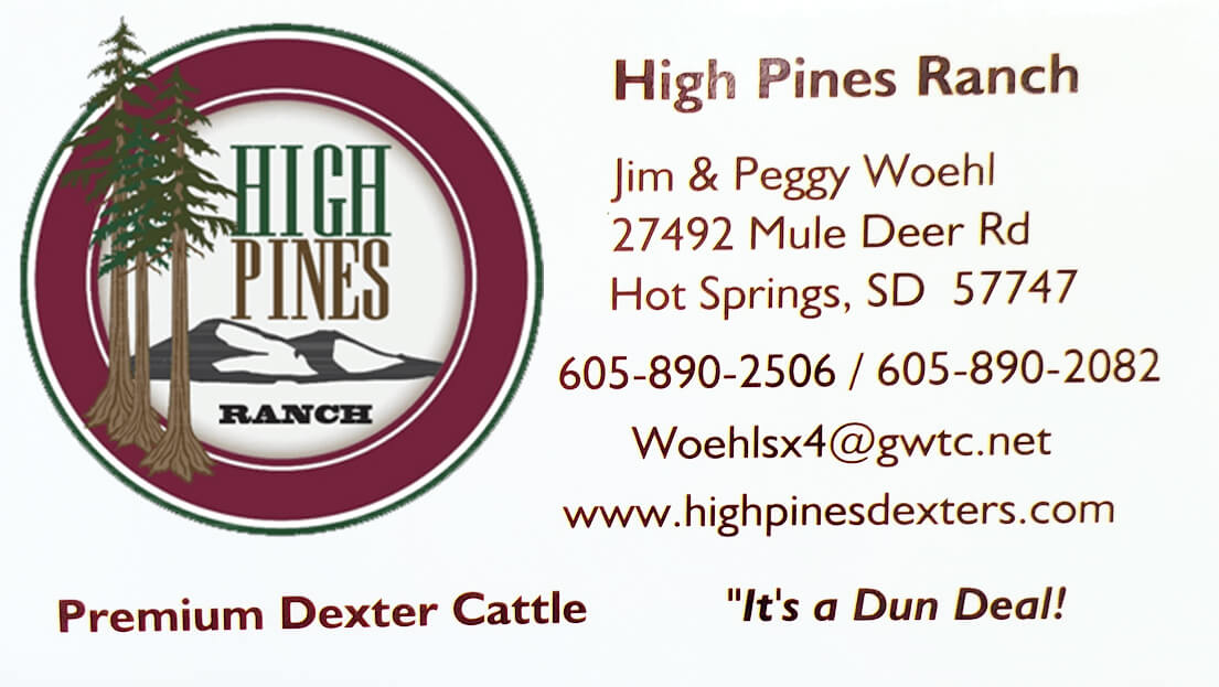 High Pines Dexters
